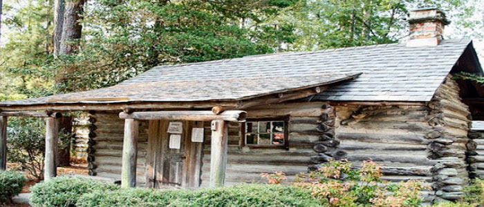 Sandhills Woman's Exchange Cabin
